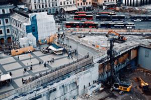 Où peut-on faire de la location pour des barrières de chantier ?